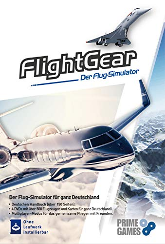 FlightGear 2020 - de vliegsimulator (PC)