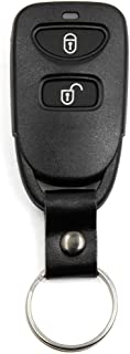 uxcell New 3 Buttons Key Fob Remote Case Shell Replacement OSLOKA850T for Hyundai Tuscon Accent
