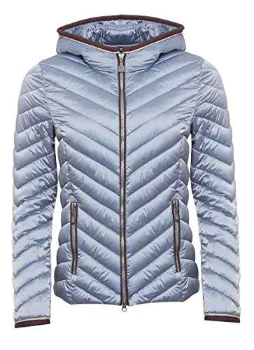 Hammerschmid Damen Trachten-Mode Jacke Wörgl in Blau traditionell, Größe:44, Farbe:Blau