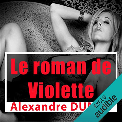 Le roman de Violette audiobook cover art