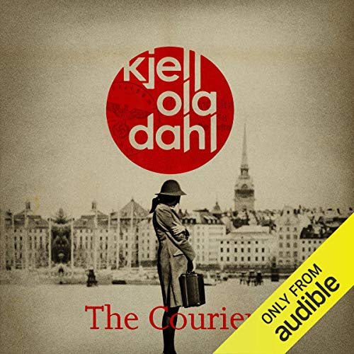 The Courier cover art