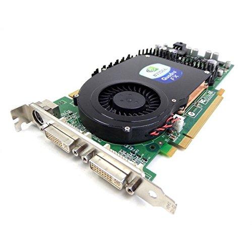 nVidia Grafikkarte Quadro FX 3450PCI-Express 256MB DDR3Dual DVI-I