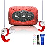 SYRYN Swimbuds Color Bundle | 8 GB Waterproof Music Player Compatible with iTunes Files (No Apple Music)