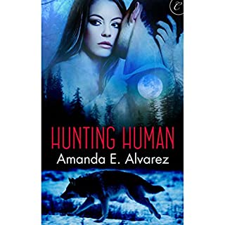 Hunting Human audiobook cover art