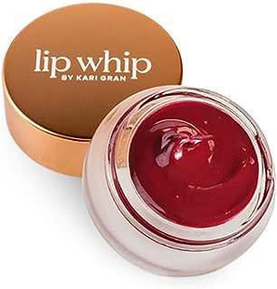 kari gran organic lip whip suji red