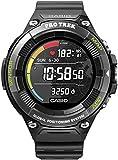 Casio Pro Trek Smart Orologio Digitale Smartwatch Unisex con Cinturino in Resina WSD-F21HR-BKAGE