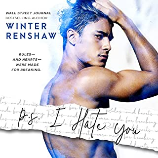 P.S. I Hate You                   By:                                                                                                                                 Winter Renshaw                               Narrated by:                                                                                                                                 Victoria Mei,                                                                                        Wally Schrass                      Length: 6 hrs and 32 mins     4 ratings     Overall 4.3