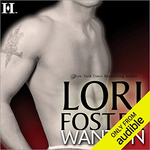 Wanton audiobook cover art