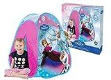 Disney Frozen Pop Up Spielzelt Die Eiskönigin - Kinderzelt, Wurfzelt, Spielhaus mit gedrucktem...