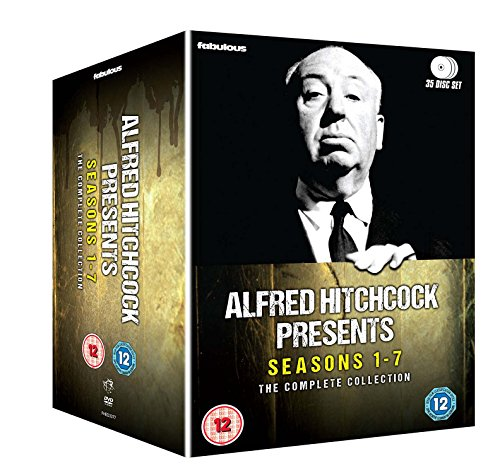 Alfred Hitchcock Presents - Seasons 1-7: The Complete Collection (35 disc box set) [DVD] [UK Import]