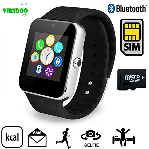 GT08 SMARTWATCH SIM TELEFONO CELLULARE BLUETOOTH MICRO SD PHONE