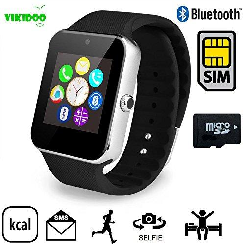 smartwatch gt08 GT08 SMARTWATCH SIM TELEFONO CELLULARE BLUETOOTH MICRO SD PHONE