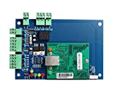 Professional Single Door Wiegand 26 bit TCP/IP Network Access Control Board...
