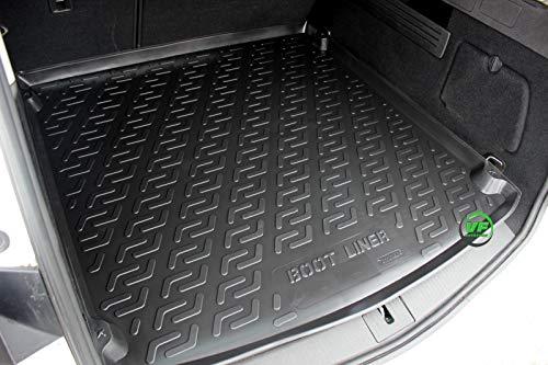 mächtig J & J AUTOMOTIVE Astra J Sport Tourer 2009-2016 Premium Gummi-Rutschschutz-Kofferraumfutter