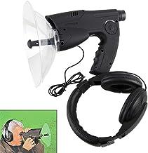 MY-COSE Parabolic Microphone Bionic Ear,Sound Amplifier Ear,Listening Device Extreme Sound Amplifier 8X Monocular Telescop...