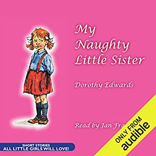 My Naughty Little Sister cover art