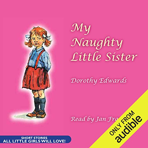 My Naughty Little Sister audiobook cover art