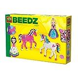 SES Creative- Perles à Repasser-Licornes et Princesses-Beedz, 06216