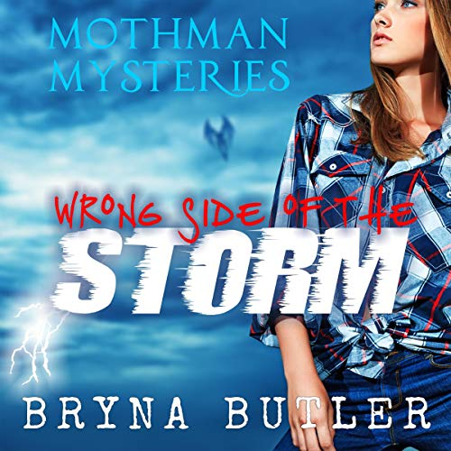 Wrong Side of the Storm Audiobook By Bryna Butler cover art