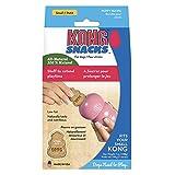 KONG - Snacks - Golosinas para Perros (Ideal para los Juguetes de Caucho Galletas Naturales - para Perros de Raza Pequeña
