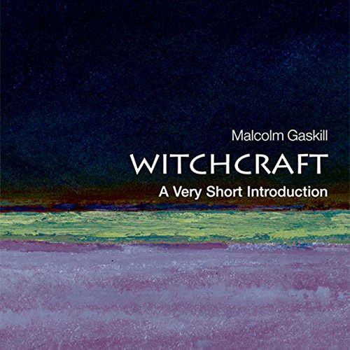 Witchcraft audiobook cover art