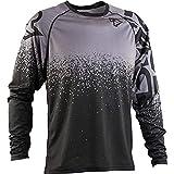 AccessoriesZHY Maillot de Ciclismo para Hombre, Maillots de Descenso para Hombre Camisas de MTB de Bicicleta de montaña Camisetas de Motociclismo Todo Terreno Ropa Deportiva de Motocross Ropa XL