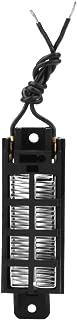 Aire cerámico Calentador eléctrico PTC Calentador de aire cerámico 50W 12V Conductor Tipo PTC Elemento calefactor