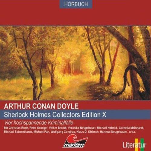 Sherlock Holmes Collectors Edition X Titelbild