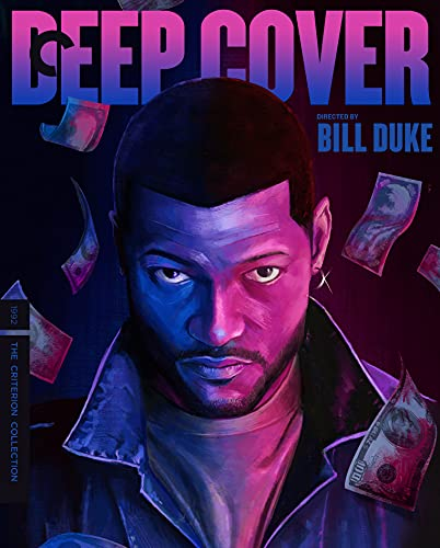 Deep Cover (The Criterion Collection) [Blu-ray]