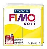 Staedtler - Fimo Soft - Pain Pâte à Modeler 57 g Citron