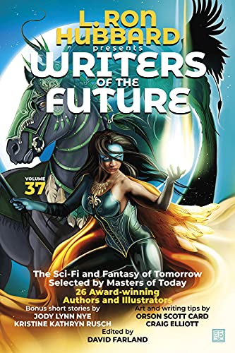 L. Ron Hubbard Presents Writers of the Future Volume 37 (English Edition)