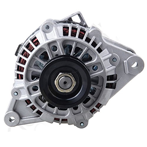 Scitoo Alternators 13639 fit for Infiniti I30 1998-2000 for I35 2002-2004 for Nissan Maxima Murano 1995-2003 for Murano 2003-2007 AHI0104 IR/IF 110A
