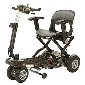 TGA Mobility Minimo Plus Portable Mobility Scooter - Bronze
