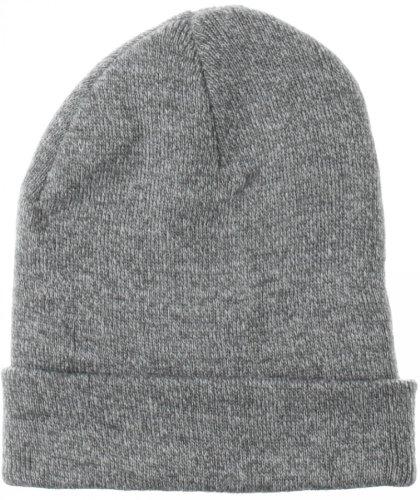 Beechfield B045 Cuffed Bonnet, Jaune, Taille Unique Mixte