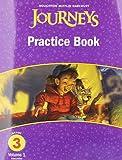 Journeys, Grade 3 Practice Book, Volume 1, Consumable: Houghton Mifflin Journeys (HMR Jour...