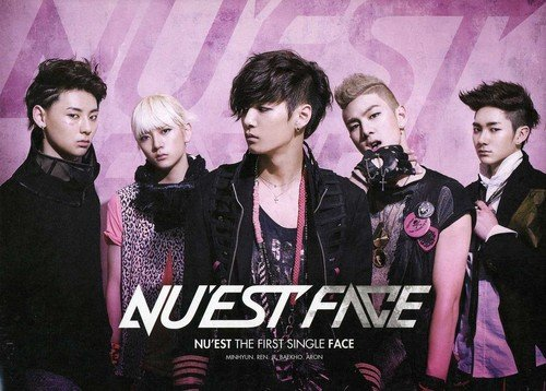 Face [Nu'est the First Single]