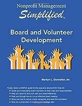 Nonprofit Management Simplified: Board and Volunteer Development