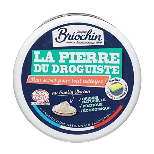 Jacques briochin Nouvelle Pierre del droguiste ECOCERT 300G–Lote de 2