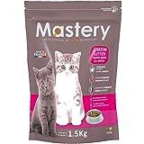 Mastery Nourriture Chaton, Croquettes pour Bébés de Chat - 1,5 kg