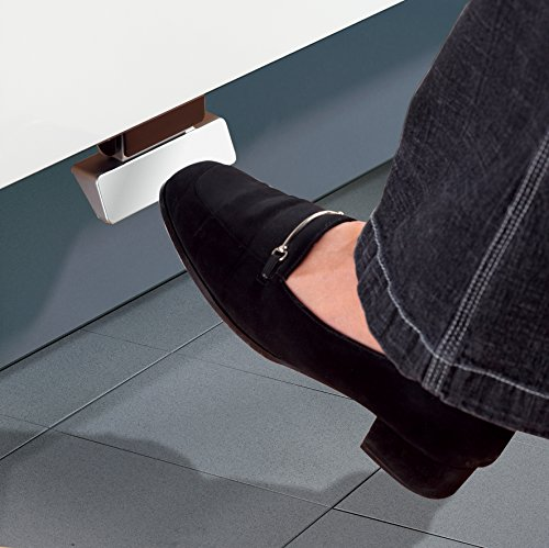 Hailo Cargo Fußpedal Kick & Go für alle Systeme, Metall/Kunststoff