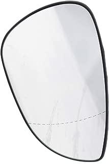 Pigupup Conductor Lateral Derecho reemplazo climatizada Espejo de ala Lente de Cristal para Opel Astra H mk5 2004-2008