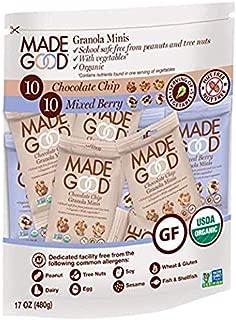 MadeGood Granola Minis Club Pack (40ct)