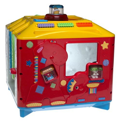 Fisher-Price Incrediblock Activity Center