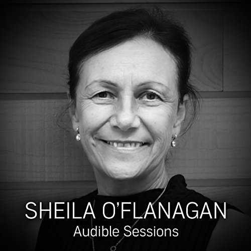 free audible interview with sheila oflanagan audible sessions