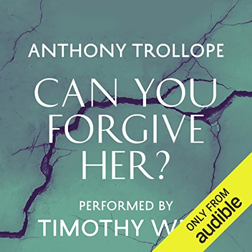 Can You Forgive Her? Titelbild