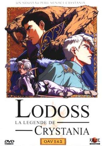 Chroniques de la guerre de Lodoss - La Légende de Crytania - Volume 1 - 2 épisodes VOSTF