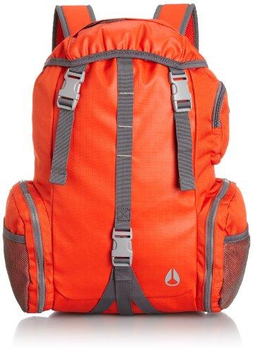 [ニクソン] バックパック Waterlock Backpack II Red Pepper/Charcoal One Size