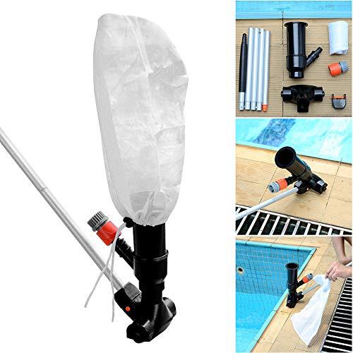 Bester der welt Cihely Pool Dee Kescher Float Pool Skimmer Set Pool Staubsauger Kit für Pool Teich Brunnen…
