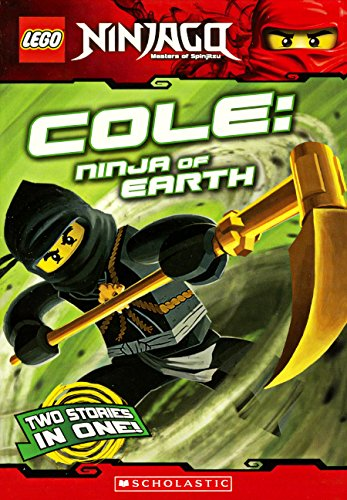 Cole: Ninja of Earth (Lego Ninjago)