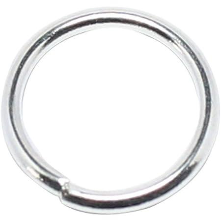 RG045 US Seller 500 or 1,000 BULK pcs 4mm Rose Gold Open Jump Rings 100